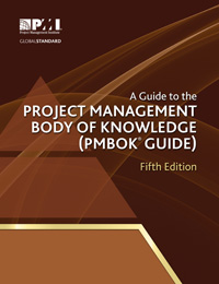 PMBOK guide 5th edition